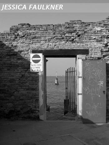 doorway to the ocean
